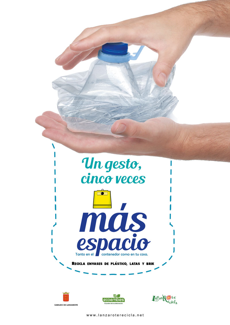 escachar y reciclar 1
