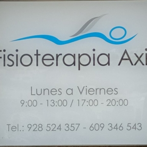 FISIOTERAPIA AXIS