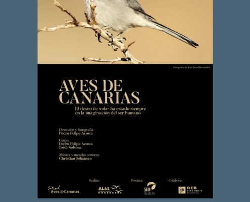 charla aves canarias
